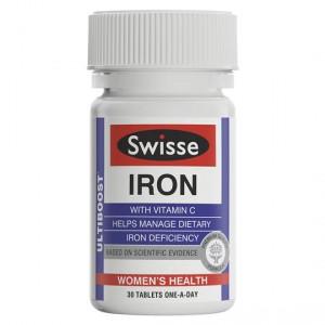 Swisse Ultiboost Iron Tabs