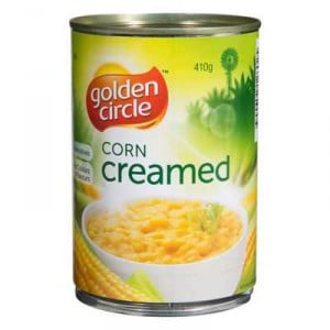 Golden Circle Corn Creamed
