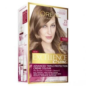 L'oreal Excellence Crème 71 Dark Ash Blonde