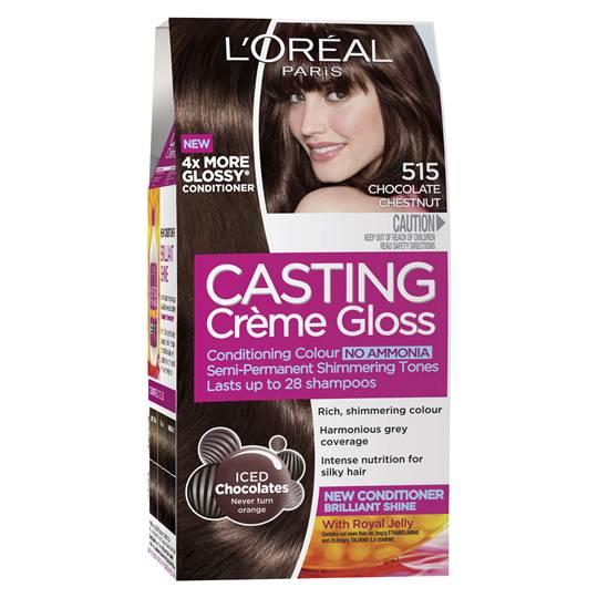 L'oreal Casting Crème Gloss 515 Chocolate Chestnut