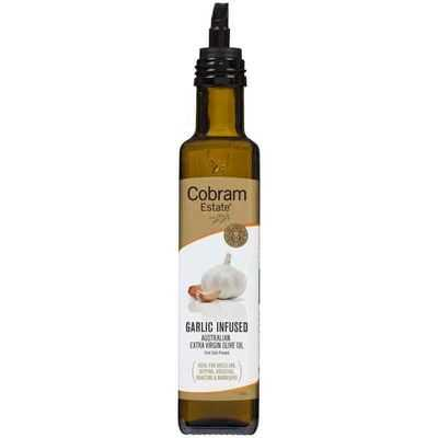 Cobram Estate Extra Virgin Garlic Infused Olive Oil