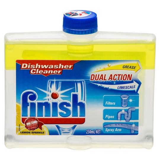 Finish Dishwasher Cleaner Lemon