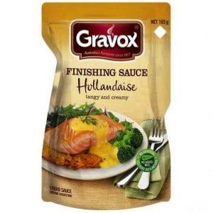 Gravox Finishing Sauce Hollandaise