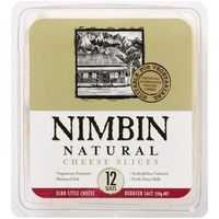 Nimbin Cheese Slices