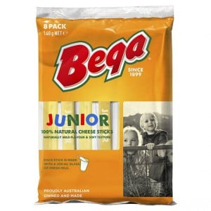 Bega Junior Cheese