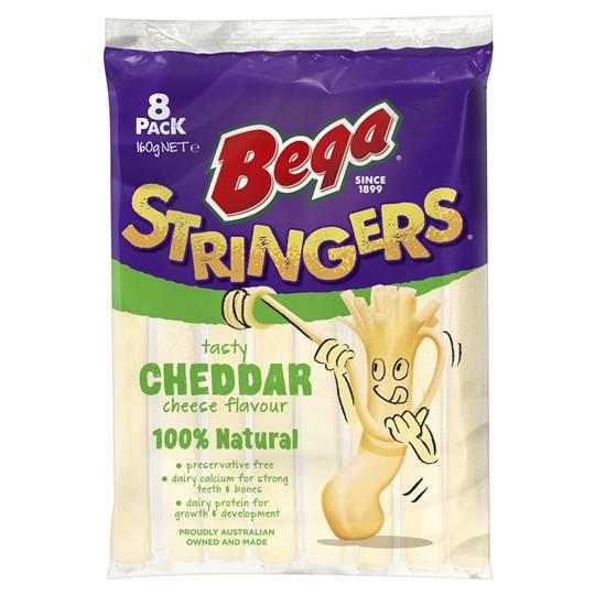 Bega Stringers Cheddar Cheese