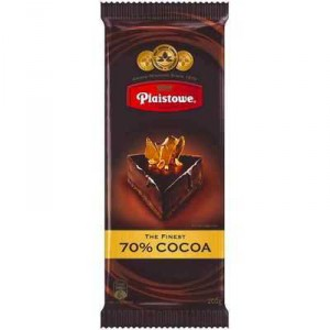 Nestle Plaistowe Cooking Chocolate 70% Cocoa