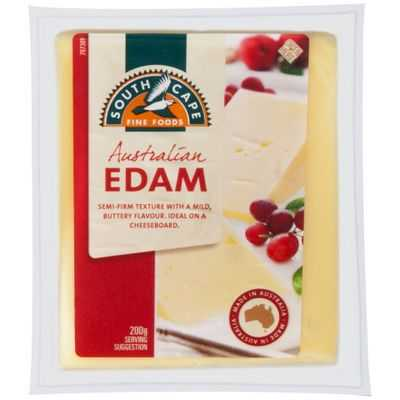 South Cape Edam Cheese
