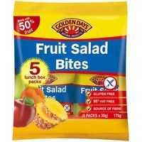Golden Days Fruit Snacks Fruit Salad Bites