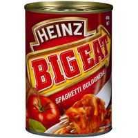 Heinz Big Eat Spaghetti Bolognese