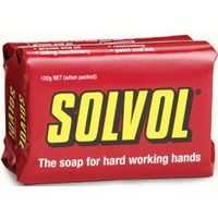 Solvol Soap Bar