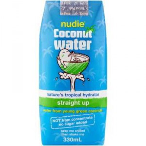 Nudie Coconut Water Straight Up
