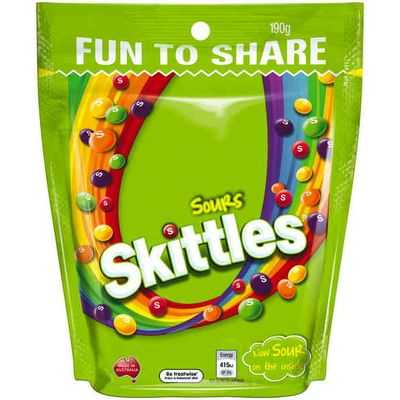 Skittles Fruits Chews