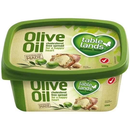 Tablelands Health Smart Olive Oil Spread