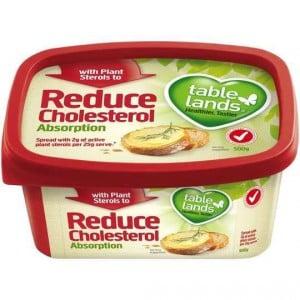 Tablelands Health Smart Reduced Cholesterol Spread