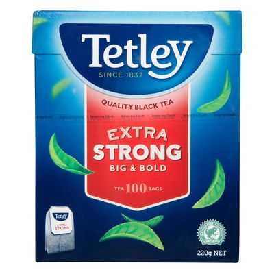 Tetley Extra Strong Tea Bags