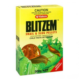 Blitzem Garden Snail & Slug Pellets