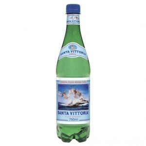 Santa Vittoria Lightly Sparkling Water