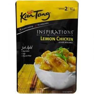 Kan Tong Inspirations Stir Fry Sauce Lemon Chicken