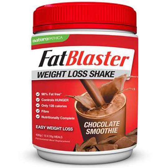 Fat Blaster Weight Loss Shake Chocolate