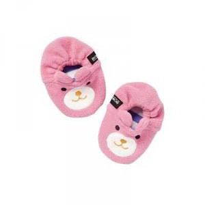 Bonds Baby Booties Animal Face Size 0-