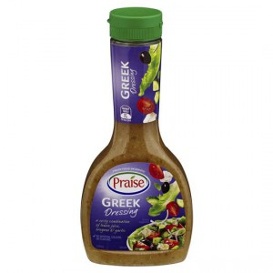 Praise Dressings Greek