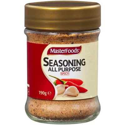 Masterfoods Seasoning All Purpose Spicy