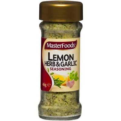 Masterfoods Seasoning Lemon Herb Garlic