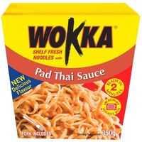 Wokka Pad Thai Sauce Noodle Box
