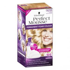 Schwarzkopf Perfect Mousse 10 Pearl Blonde