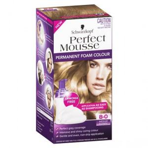 Schwarzkopf Perfect Mousse 8.0 Medium Blonde
