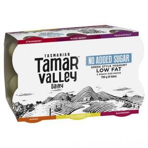 Tamar Valley Greek Style Yoghurt No Added Sugar Low Fat