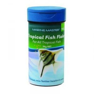 Marine Master Fish Food Tropical Flake