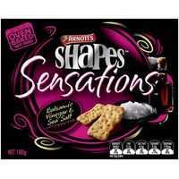 Arnott's Shapes Sensations Vinegar & Salt