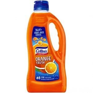 Cottees Orange Cordial