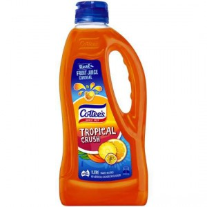 Cottees Tropical Cordial