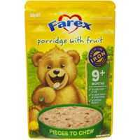 Farex Baby Food 9 Months Muesli With Apple