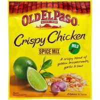 Old El Paso Seasoning Mix Chicken Crispy