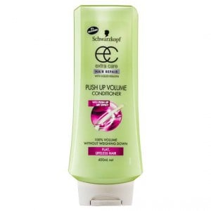 Schwarzkopf Extra Care Conditioner Push Up Volume Hair Repair