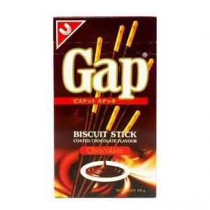 Gap Biscuit Snacks Chocolate Coated Sticks