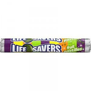 Lifesavers Fruit Pastilles
