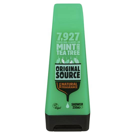 Original Source Body Wash Mint & Tea Tree Gel