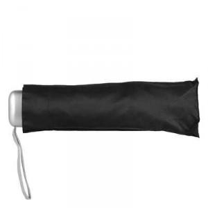 Ladies Weather Protection Flat Umbrella Black