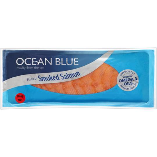 Ocean Blue Smoked Salmon