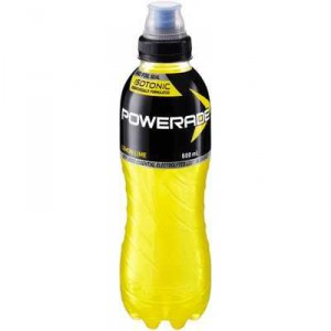 Powerade Lemon Lime Flo Cap
