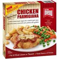 On The Menu Chicken Parmigiana