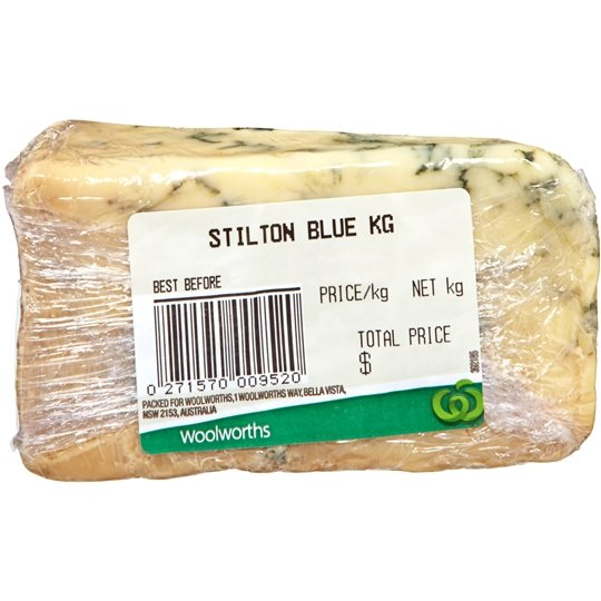 Cropwell Bishop Blue Stilton Cheese