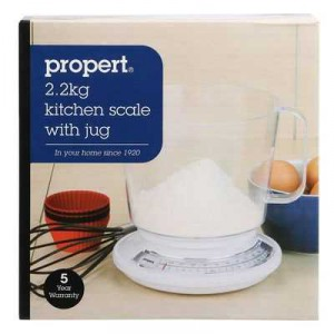 Propert Kitchen Appliance Scale Jug