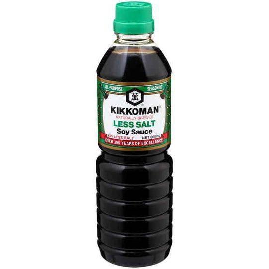 Kikkoman Soy Sauce Soy Reduced Salt