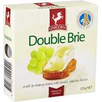 Unicorn Double Brie Cheese